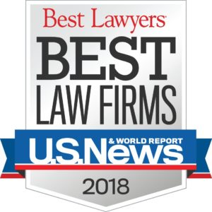 High Swartz ranked as one of the best law firms in America 2018 and 2019